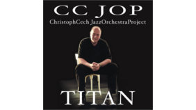 Christoph Cech Jazz Orchestra Project - TITAN (album cover)